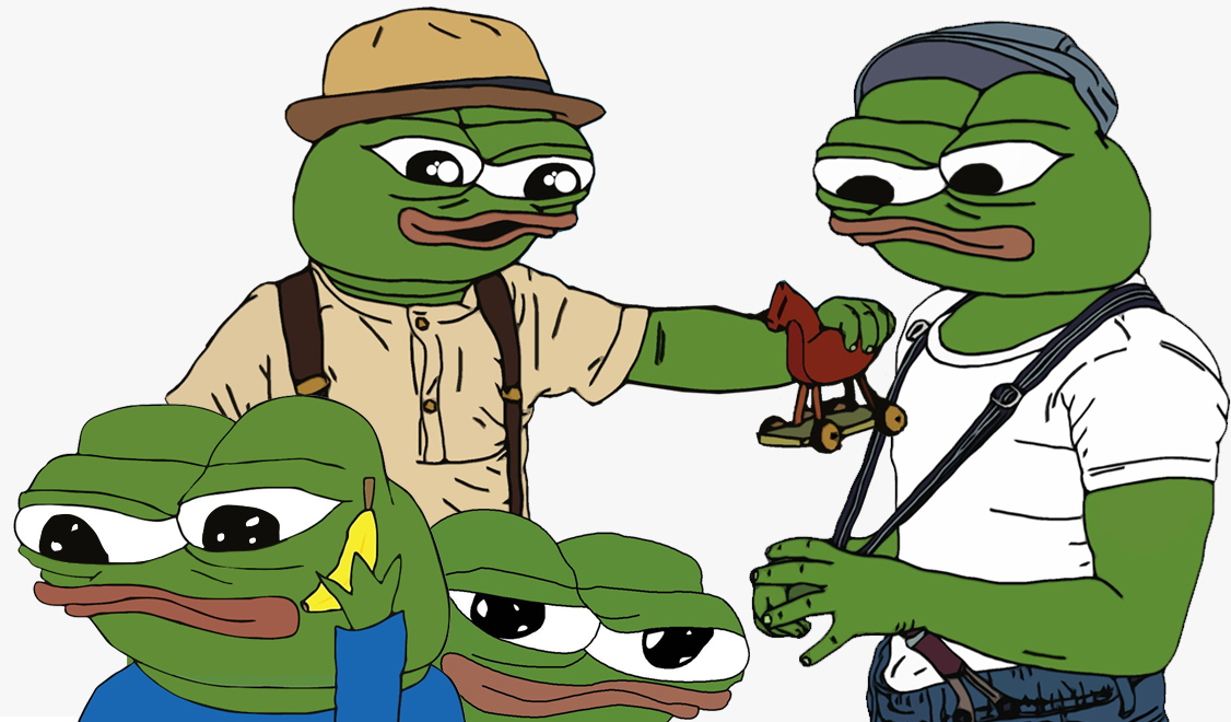 Rare Frens Splash Image